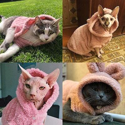 PET ARTIST Winter Pajamas