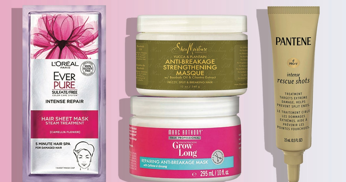 5 Miracle Hair Masks To Combat Breakage & Split Ends