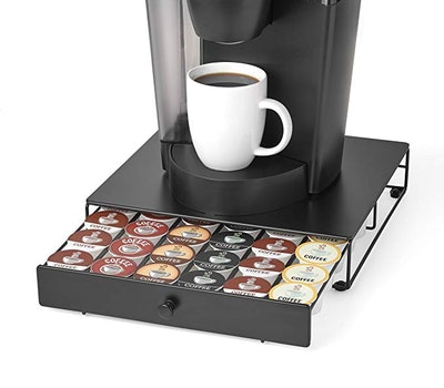 Nifty Coffee Pod Storage Drawer