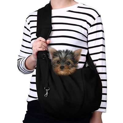 TOMKAS Small Dog/Cat Carrier
