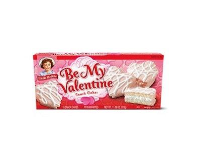 Little Debbie Be My Valentine Cakes