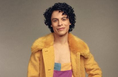 Jonny Beauchamp as Jorge Lopez in Katy Keene
