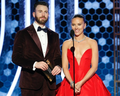 Is Chris Evans Going To The 2020 Oscars? 'Knives Out' Got Some Love