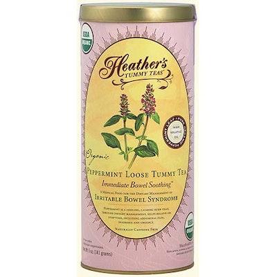 Peppermint Tummy Tea