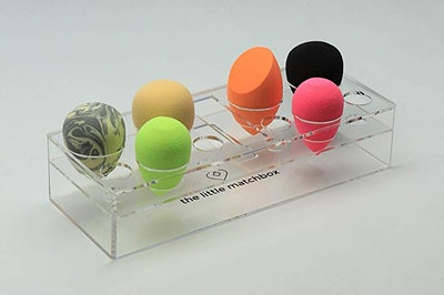 The Little Matchbox Makeup Sponge Holder