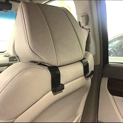 EldHus Headrest Hooks (4-Pack)