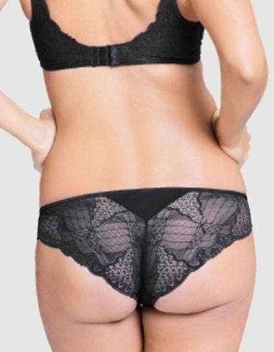 Cake Maternity Black Lace Panties
