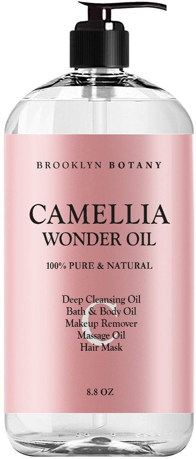 Brooklyn Botany Camellia Wonder Oil