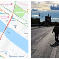 Google is mulling what to do after an artist created a fake traffic jam on Maps