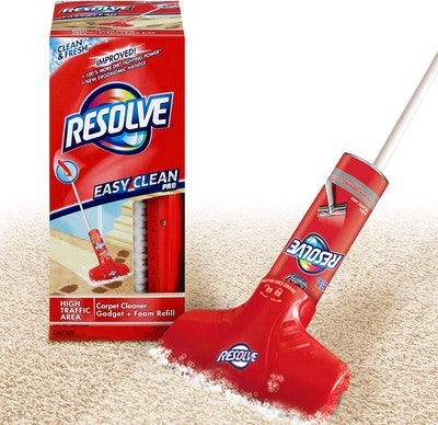 Resolve Easy Clean Pro Carpet Cleaner
