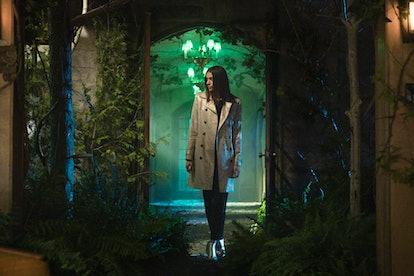 Laysla De Oliveira stars as Dodge in Locke & Key.