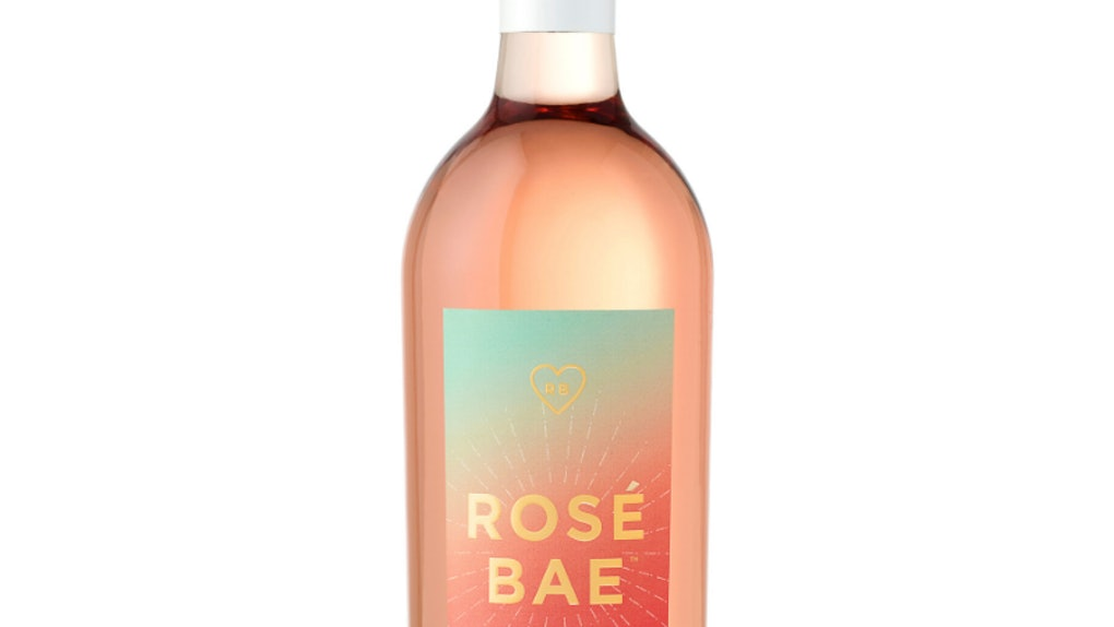 Target is selling Rosé Bae Wine for under $10.