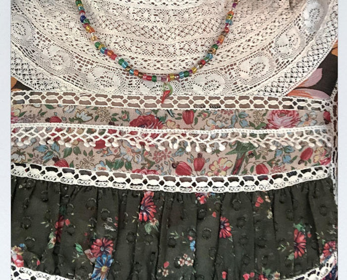 Rosetta Necklace