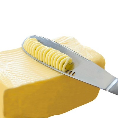 Simple Spreading Stainless Steel Butter Spreader