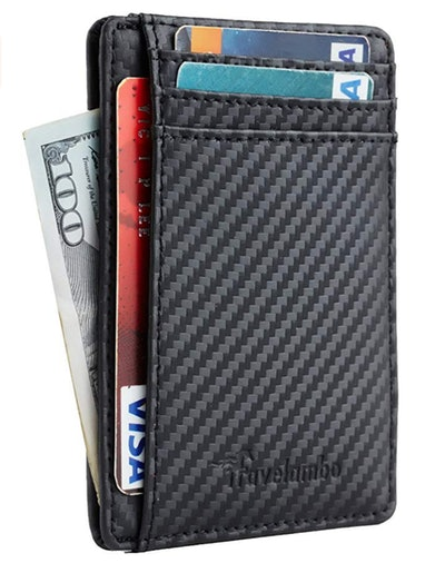 Travelambo Slim Wallet