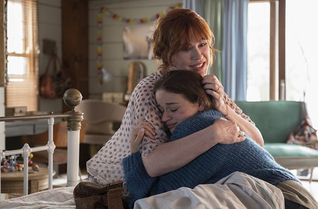 You can watch 'The Kissing Booth'  this Valentine's Day on Netflix and see icon Molly Ringwald in a teen romantic comedy once again.