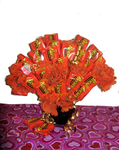Walmart's Reese's bouquet is perfect for any chocolate lover this Valentine's Day.