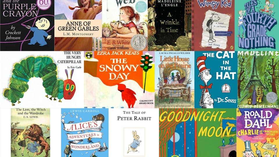 These 20 classic books are perfect to read aloud to your kids on World Read Aloud Day.