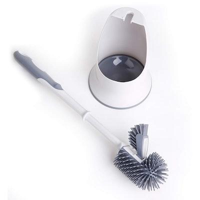 TreeLen Toilet Brush and Holder