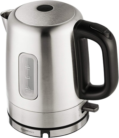 AmazonBasics Portable Electric Water Kettle