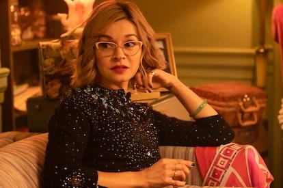 Julia Chan as Pepper Smith in 'Katy Keene'