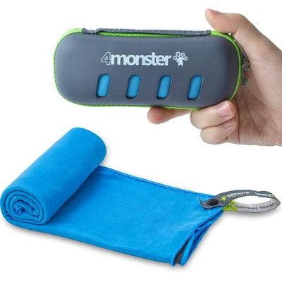 4Monster Microfiber Towel