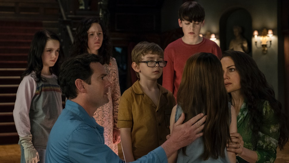 'The Haunting of Hill House' creator Mike Flanagan has a new horror series coming to Netflix.