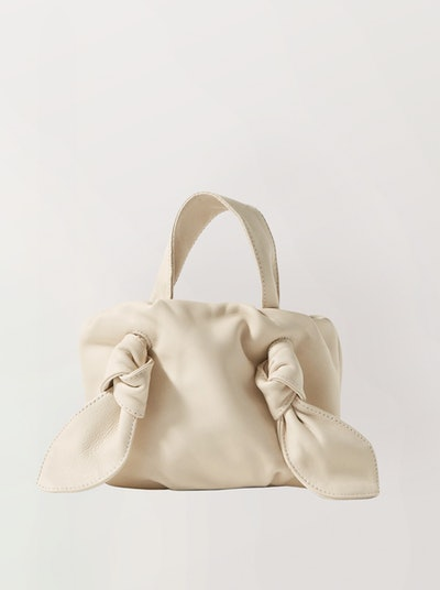 Ronnie Knotted Canvas Tote