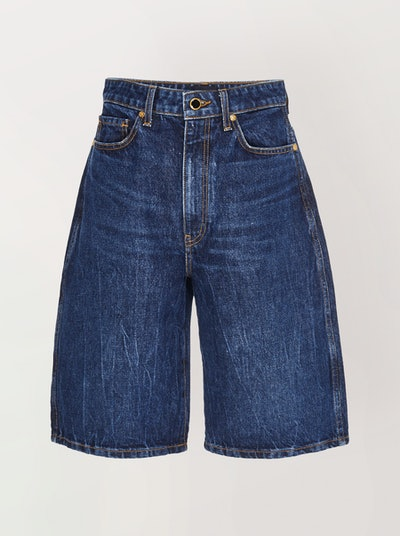 Mitch Rigid High-Rise Denim Shorts
