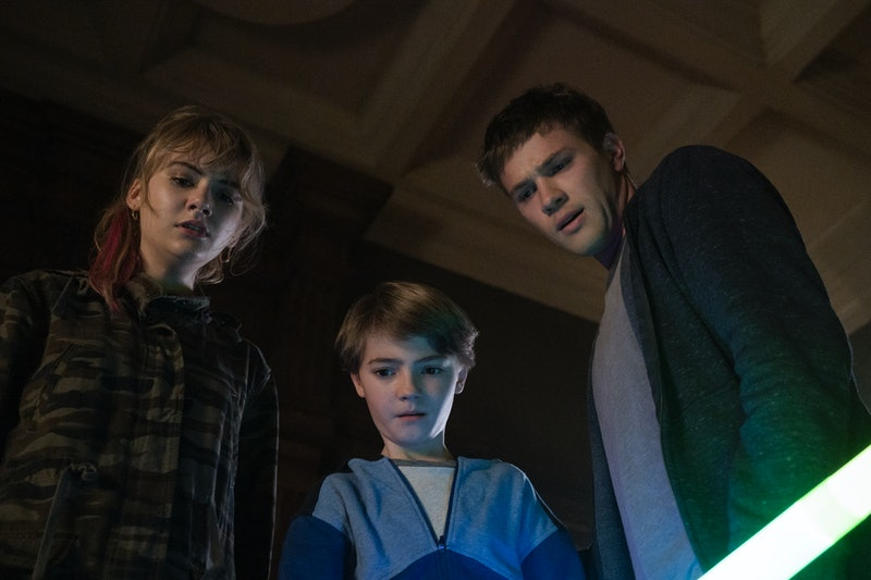 The Locke kids manage to trap and kill Dodge — or at least, they think they do.