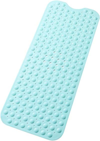 TIKE SMART Extra-Long Non-Slip Bathtub Mat