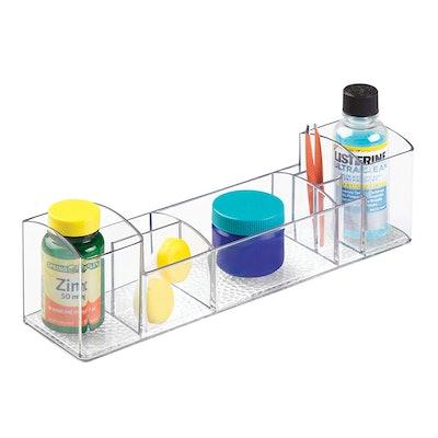 iDesign Med+ Bathroom Cabinet Organizers (Set of 3)
