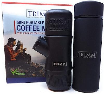 Trimm Portable Handheld Espresso Machine