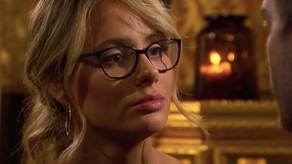 Victoria P. on The Bachelor