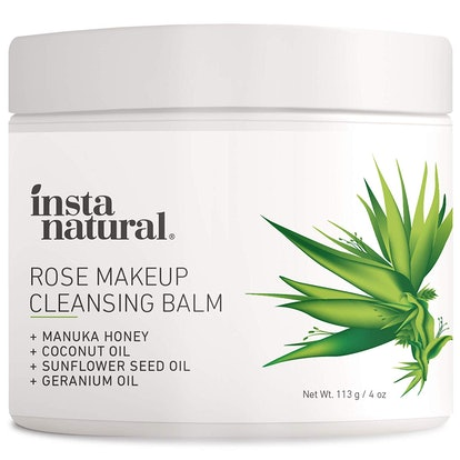 InstaNatural Rose Makeup Cleansing Balm