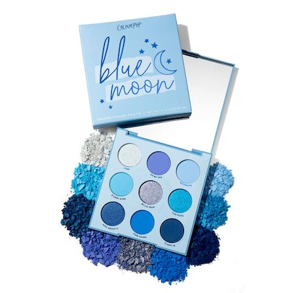 Blue Moon Eyeshadow Palette