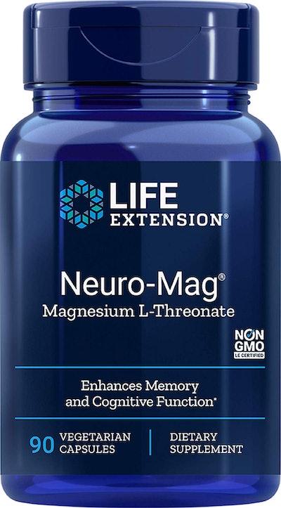 Life Extension Neuro-Mag Magnesium L-Threonate (90 capsules)