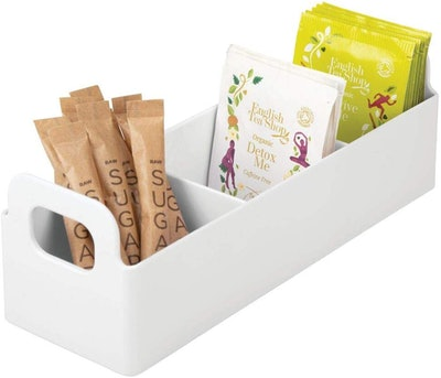 mDesign Tea Caddy (2-Pack)