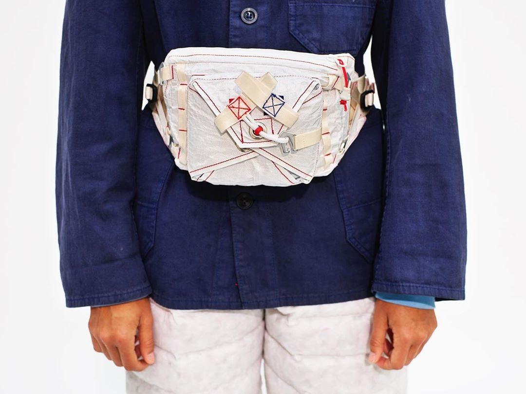 moda de lujo diversos estilos vívido y de gran estilo Tom Sachs' exploding Nike poncho is launching again this weekend