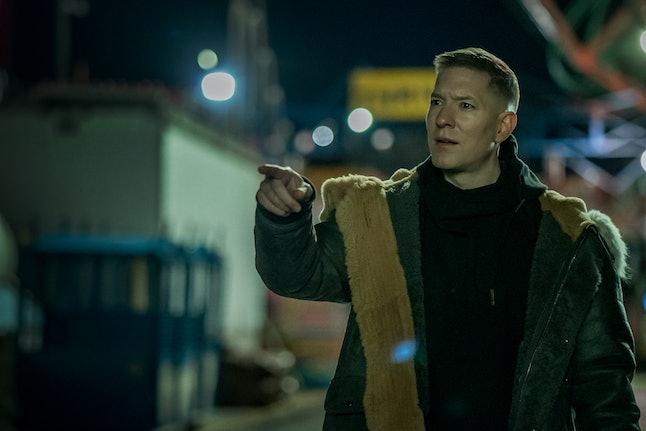 Tommy Eganb in Power Season 6