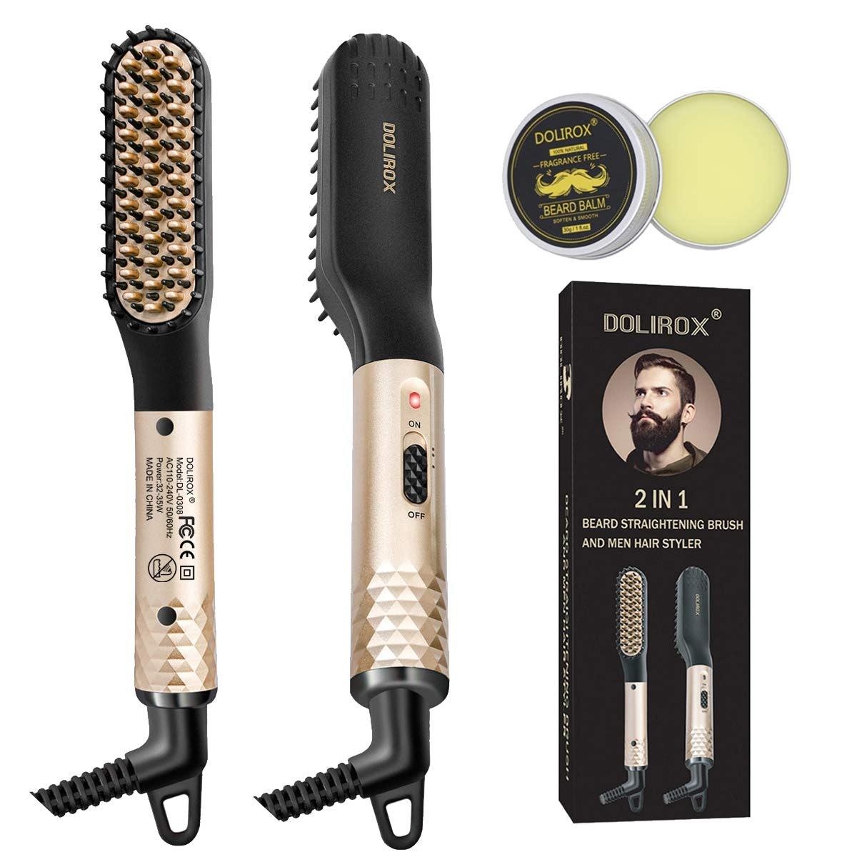 DOLIROX Beard Straightener