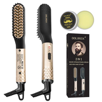 DOLIROX Beard Straightener