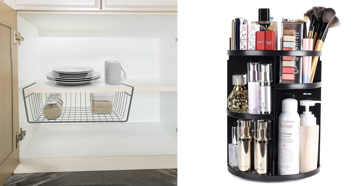 If You're Sick Of Being Disorganized, These 44 Products Are Life-Changing