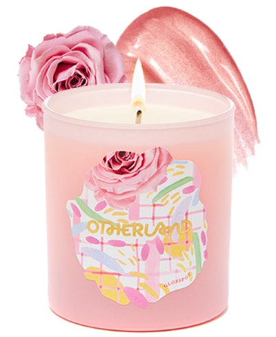 Glosspop candle