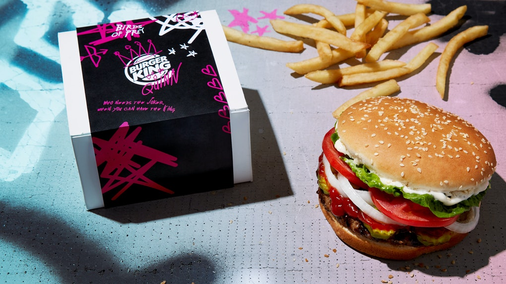 Burger King's Valentine's Day 2020 deals include a free Whopper in exchange for a photo of your ex.