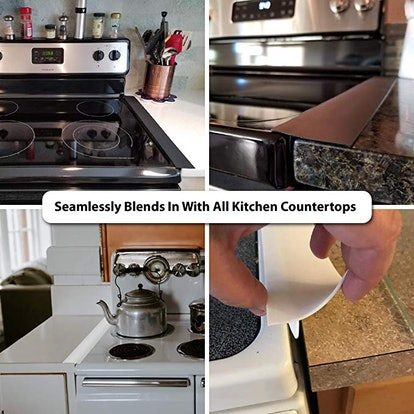 Linda's Essentials Silicone Kitchen Stove (2-Pack)