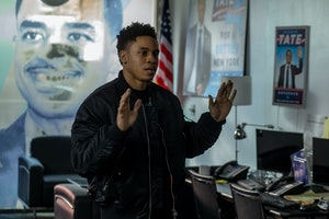 Andre Coleman in Power Season 6