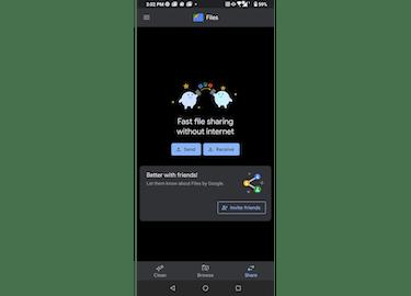Google Files app