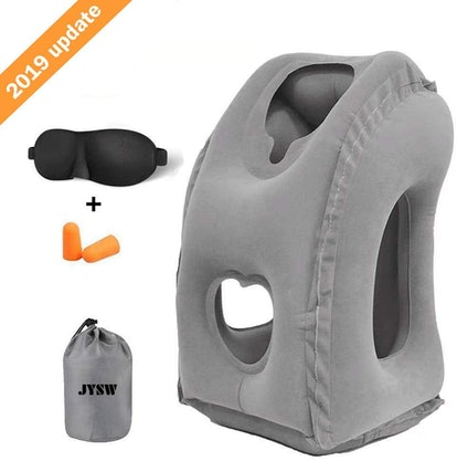 JYSW Inflatable Travel Pillow