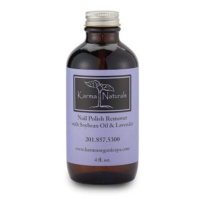 Karma Organic Natural Nailpolish Remover